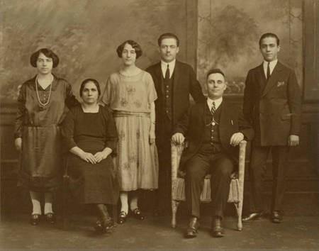 Galakatos Familiy Portrait