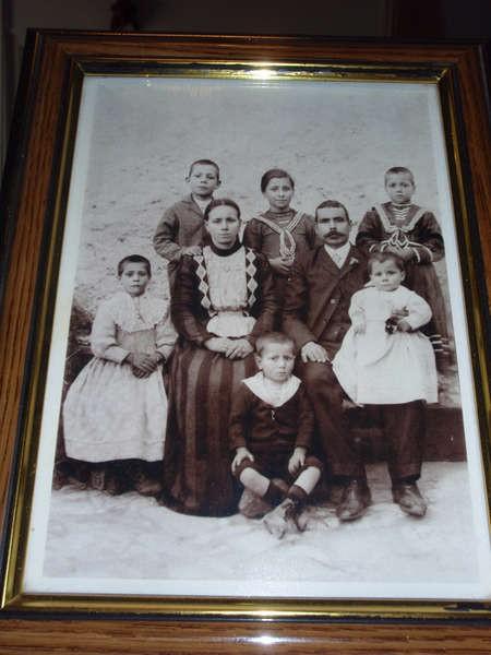 Xeros - Cassimatis (ΚΑΣΙΜΑΤΗΣ) Family