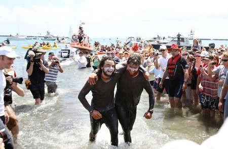 Australia to New Zealand by kayak