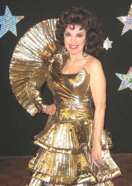 Helen Zerefos OAM - Helen Zerefos (Starwars Gown) 2012