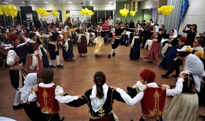 queensland spaletta dancers !