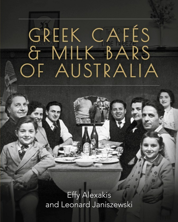 """GREEK CAFES & MILK BARS OF AUSTRALIA"" – LECTURE IN KYTHERA"