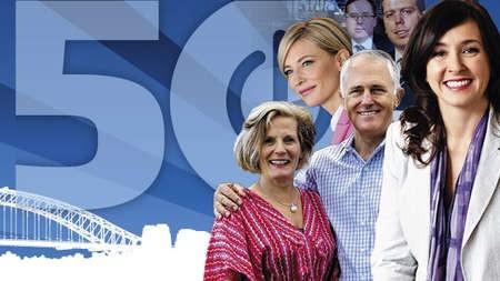 Peter V'landys - Sydney's 50 Most Powerful people