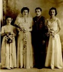 Pentopoulos Wedding Portrait in 1942