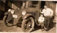 Family Creamery-Detroit- 1920's
