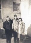 Panaretos family in New Bedford, Massachusetts