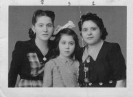 My three cousins whose father was murdered