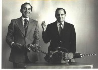 John (left) & Angelo Notaras