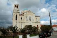 Earthquake of 8.1.2006 – Mitata church, southern facade