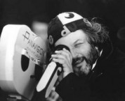 George Miller. Film Producer. Shooting Babe. 1995.
