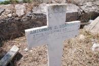 Antonis M. Komninos grave, Potamos (1 of 2)