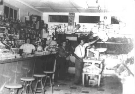 Gilgandra Fruit Mart. NSW. c. 1963.