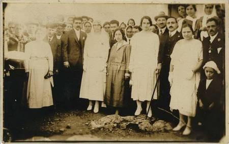 Wedding in Kythera