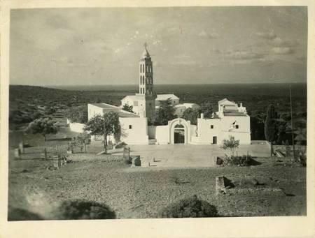 Monastery of Myrtidiotissa 1947