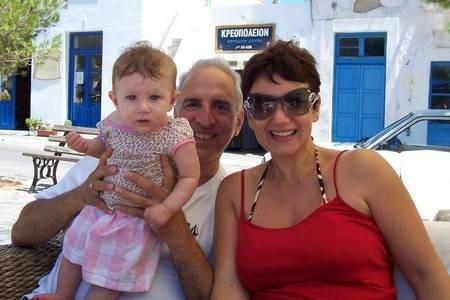 John & Pia Margetis, & daughter Kiki.