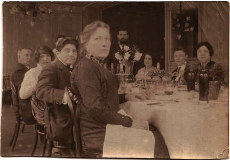 Wedding party of Emmanuel Cavacos and Pauline Pradelle