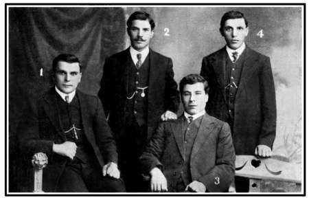 Kytherian Association of Australia - The Founding Fathers - LIA English B