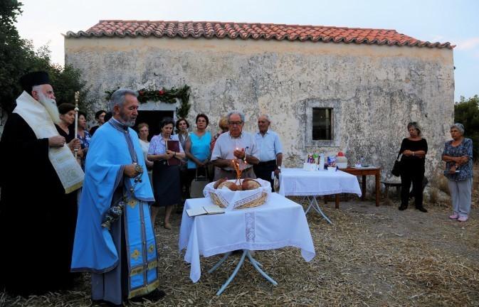 PALIOCHORA  CHURCH SERVICE