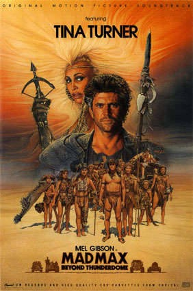 George Miller - Mad-Max 3 Poster