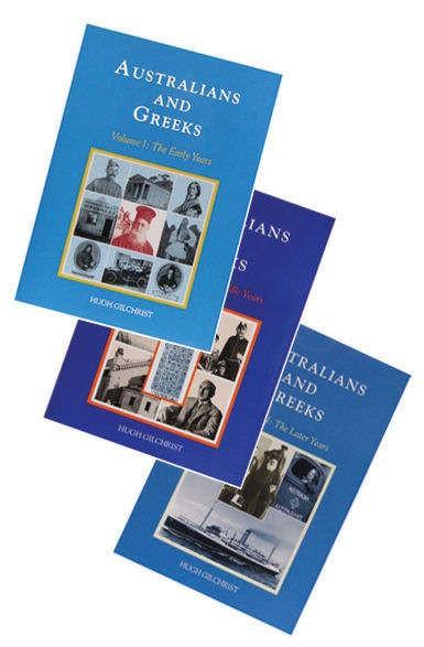 Australians & Greeks Volume 3 - Epsilon Gilchrist Books montage_col LARGER
