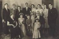 Dorbis Wedding Portrait in 1915