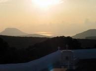 Sunrise over Paliopoly and Paliocastro