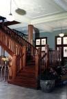 Corones Hotel - 1992 Refurbishment of Front Steps