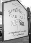 Kepreotes Carpark - Gunnedah, NSW