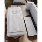 Manolesos Family Memorial - Logothetianika Cemetery (2 of 2)