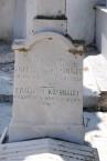 Andreas N. Koronaios grave marker detail, Potamos (2 of 2)