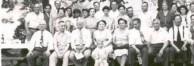 Kytherian picnic Detroit 1945 left side of group