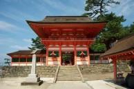 Hinomisaki-Jinja. Lafcadio Hearn Memorial Museum.