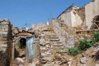 Old walls in Logothetianika