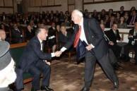 Emmanuel Kalligeros receives prestigious awards from the Academy of Athens