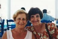 Anna Zantiotis & Matina Georgopoulos - 5/10/1994