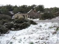 Snow Kythera 2017