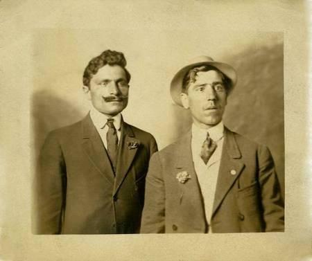Yiannis Giorgos Alfieris 1884-1966 & Vrettos Panayiotis Stellios (??)