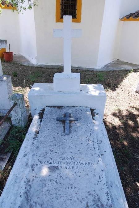 Vamvakari Tomb, Agios Theothoros (1 of 2)
