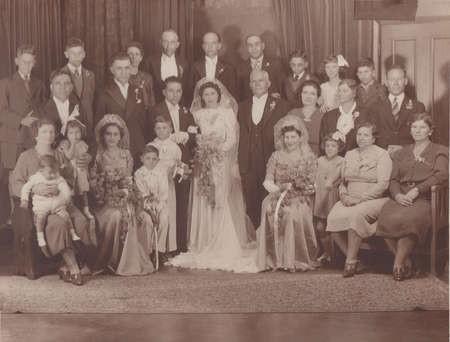 Marriage of Arthur Gerakiteys to Kalliopi Mavromatis
