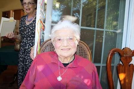 Stamatoula Mavromatis Chlentzos Celebrates her 106th Birthday