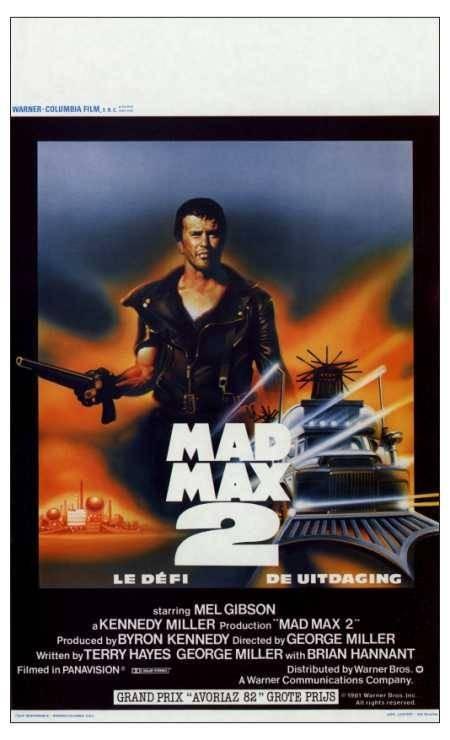 George Miller - Mad Max 2 www.blarg.net