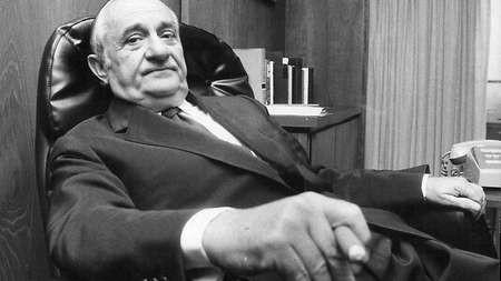 Aussie football pioneer Sir Arthur George dies at 98 after almost 20 years of service to game - Sir Arthur George 3