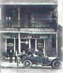 Taree, 1912, Cassimaty Brothers Shop