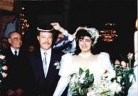 Wedding of Panayoti Vaggis - Takis Vanges.