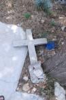 Unknown marker, Potamos cemetery