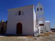 Panagia Myrtidiotissa - Castle of Hora