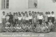 Karavas School photo 1958