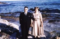 Peter & Ekaterini Zantiotis 1959