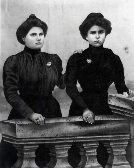 Maria (Chlentzos) Alfieris 1882-1968