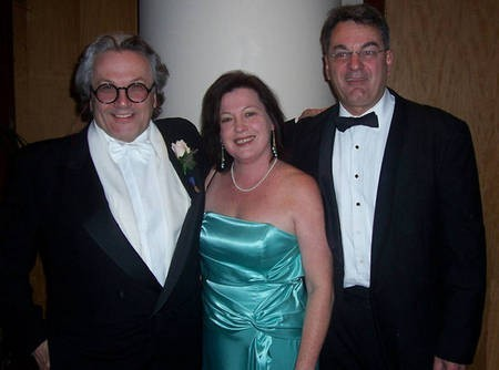 George Miller, Lorraine Poulos & George Poulos.